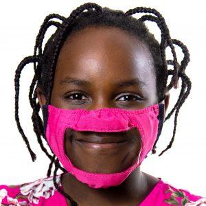 facemask junior 2 square