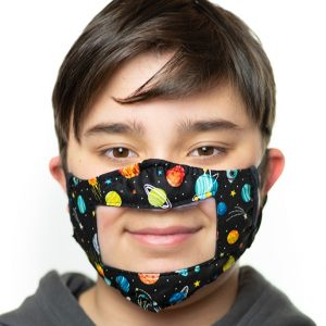 GL100-SpaceMask-Clear-Child-Square